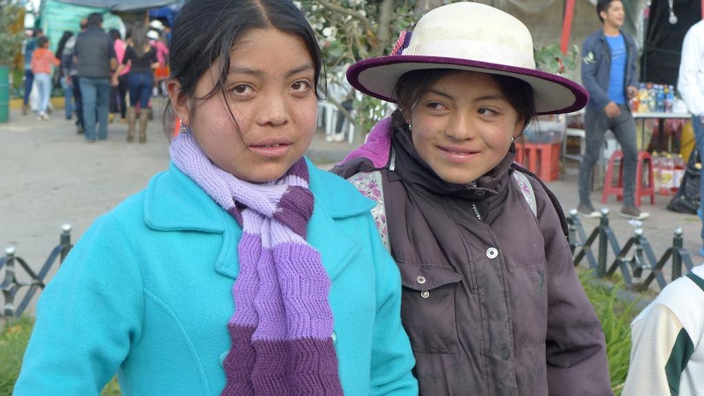 Lourdes y Maria