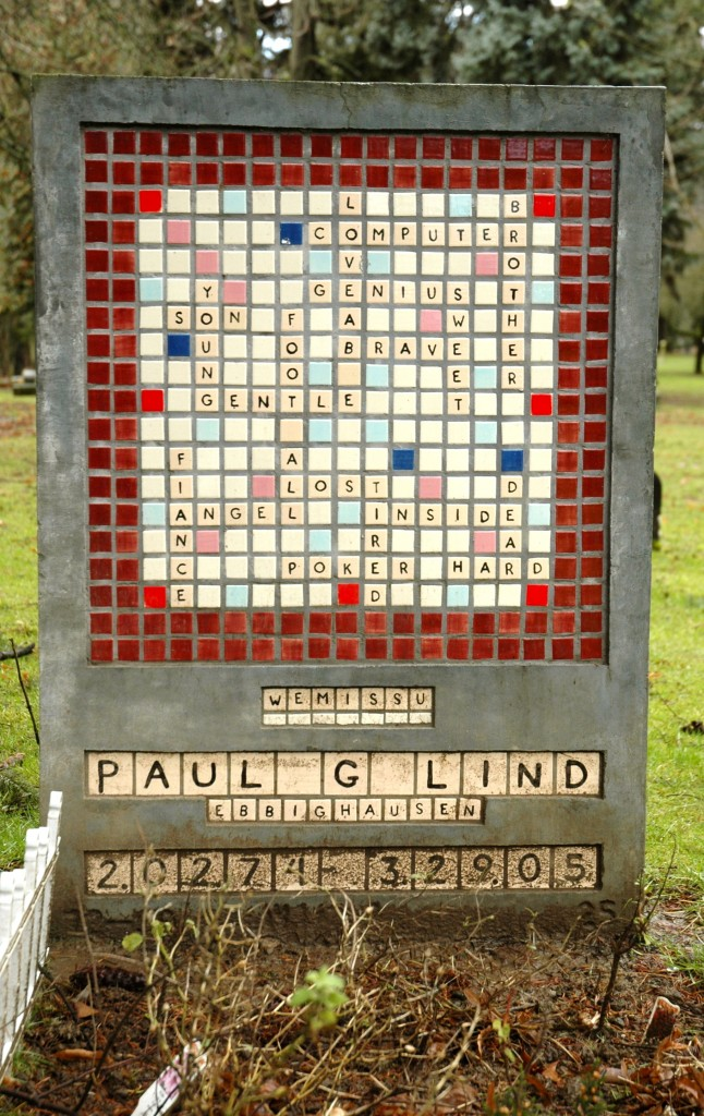 scrabble Paul Lind