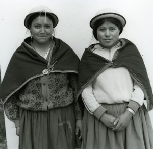 Zoila y Rebeca
