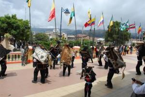 dance of vacas locas