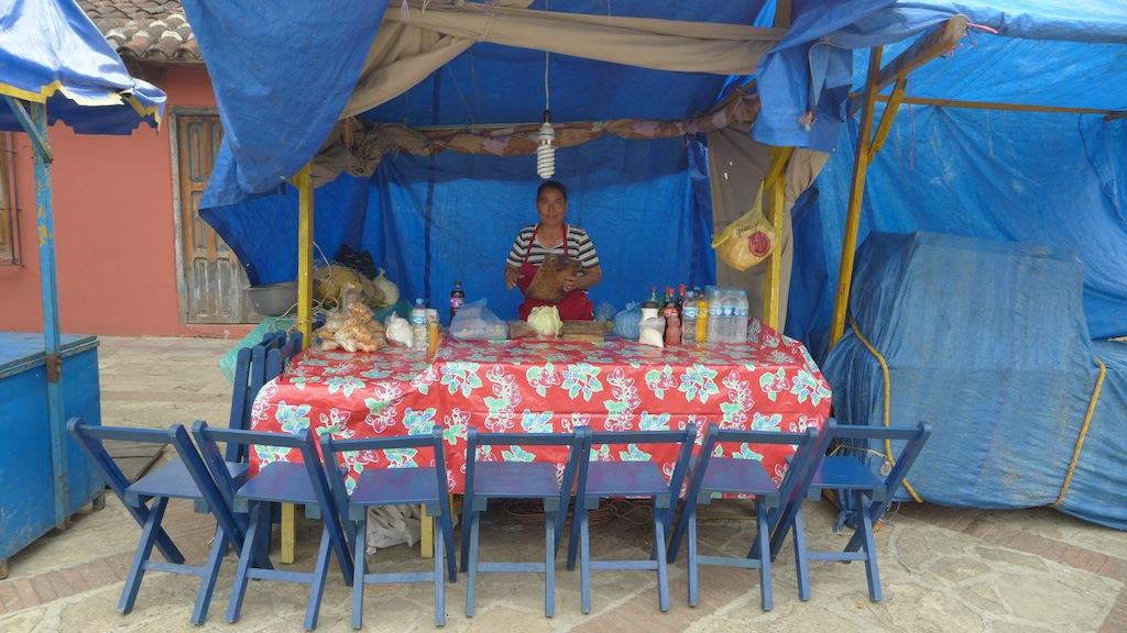 vendor tacos
