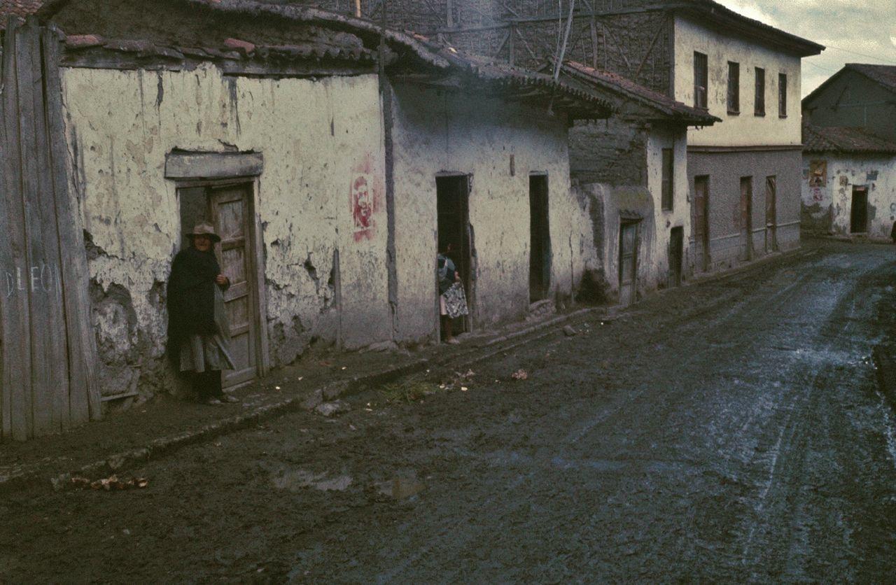 street scene old