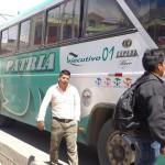 4. Riobamba! Quito!