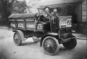 Coca Cola truck 1