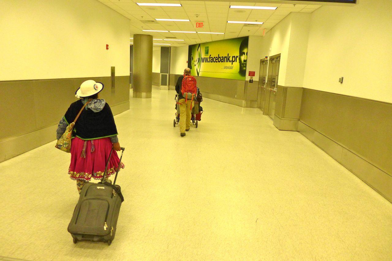 the long long hallway