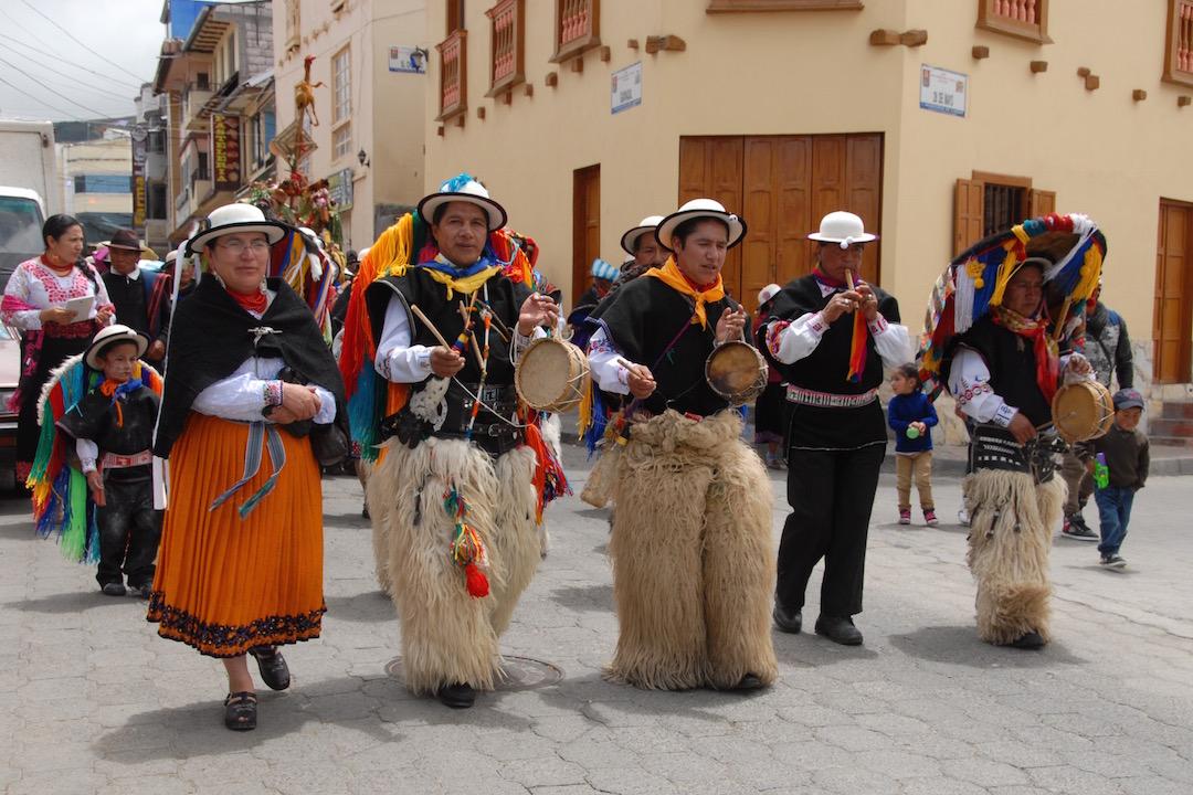 Desfile town