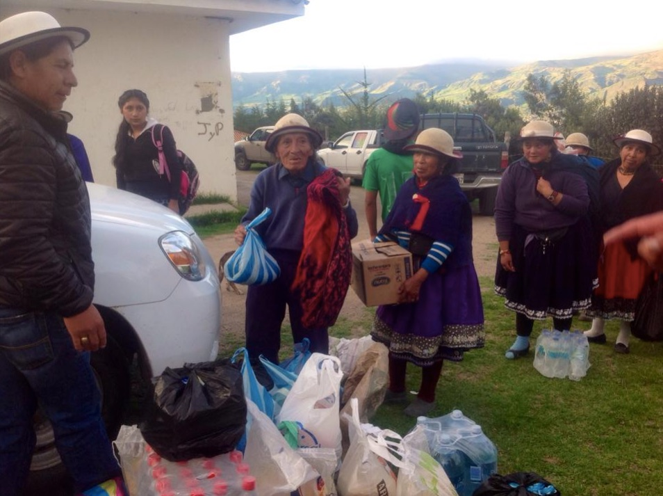 quilloac donations